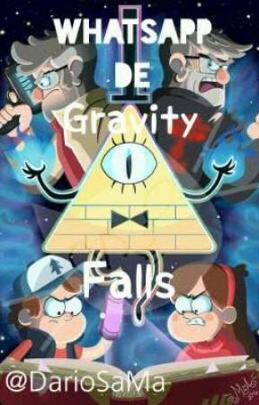 ~★Whatsapp de Gravity Falls★~ by DarioSaMa