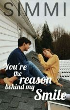 You're the reason behind my S.M.I.L.E by sshimmi