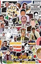 The Office Sticker Stories by Creative_Muffin