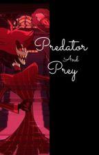 Predator and Prey by CambriaS3a