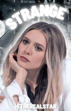 STRANGE ➸ Arrow by Storm_Wolf014