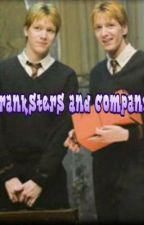 Pranksters and Company (07dwaven 's Harry Potter Writing Contest Entry) by SeaweedGhostQueen