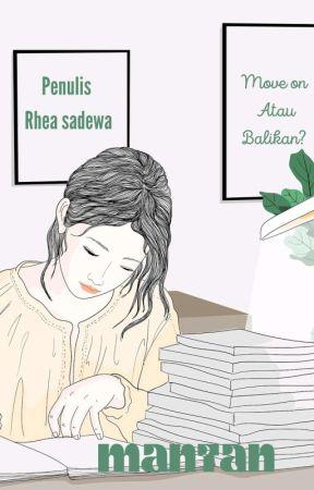 Mantan by rheasadewa2