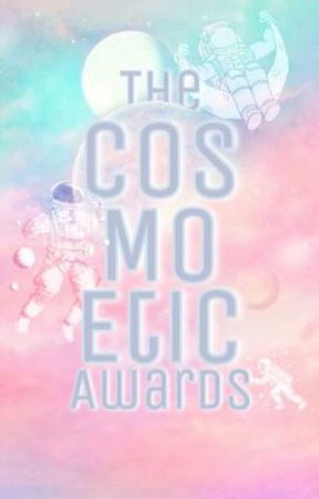 The Cosmoetic Awards by raeesahambarker