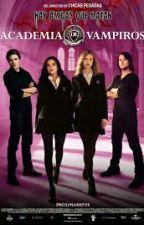 (pausada) Academia de vampiros by alexmarrero