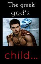 The greek gods child.. by la_kinda67