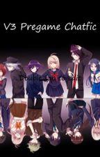 Pregame V3 Chatfic  by iiGalaxyDinosaur