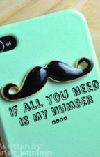If All You Need Is My Number... by irish_jennings