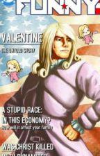 Make America  Dojyaaan Again (Valentine 2020) by jojo_trash__