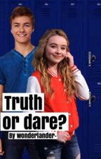 Truth or Dare? (lucaya) by wonderlander-