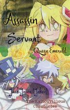 Assassin Servant ( JoQueen ) by KawaiiChan645
