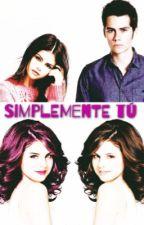 Simplemente tú (Stiles/Teen Wolf) by lidia_3200
