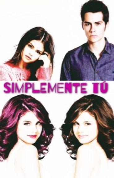 Simplemente tú (Stiles/Teen Wolf)