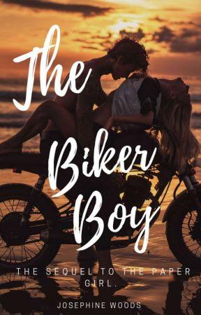 The Biker Boy by JosieGrenwood123