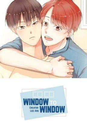 BL MANHWA SUB INDO - WINDOW TO WINDOW by disfujo