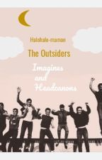 The Outsiders Imagines/Headcannons by Halohalo-chan