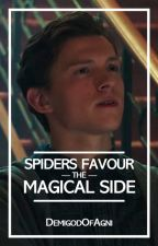 Spiders Favour the Magical Side of the Street | MCU Spider-Man AU by DemigodOfAgni
