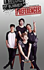 5 Seconds Of Summer Prefereces (En Español) by calumbustersx