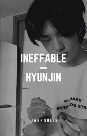 ineffable ㅡ hyunjin by jaeforlis