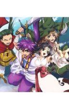 Adventure of Sinbad and Seira (Magi: Adventure of Sinbad FanFiction) by Mitsuyuki-Hime