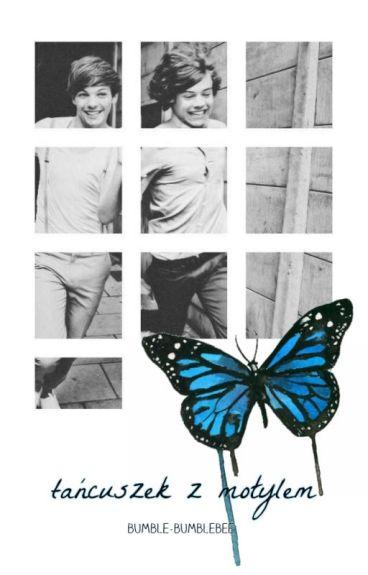 Łańcuszek z Motylem