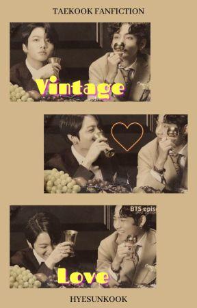 VINTAGE LOVE © TAEKOOK by hyesunkook