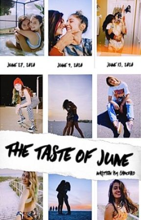 the taste of june | soph mosca & avery cyrus by camzilo