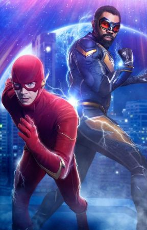 New Earth: The Book of Flash by Lauriver1fanboy