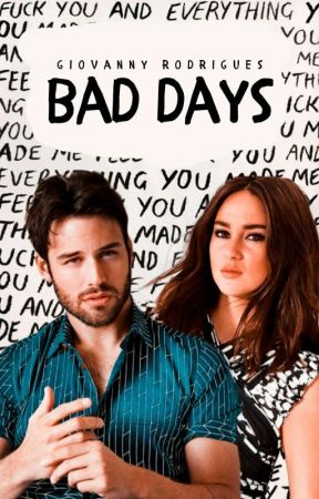 bad days • avg's story by corellian