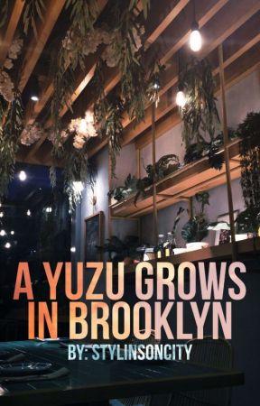 A yuzu grows in brooklyn. [Larry Stylinson] [AU/Español] by fakefics_everywhere