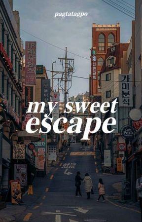 my sweet escape. park jihoon ☾ [treasure series #1] by SE0ULCHILD