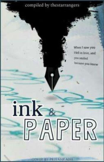 Ink & Paper || Winner's Entries