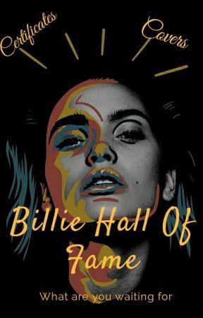 Billie Hall of Fame by Loveleen1906