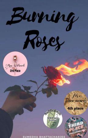 Burning Roses by SummuB
