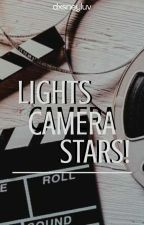 Lights, Camera, Stars! [COMPLETED] by dxsneyluv
