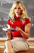 Naughty teacher   TeacherxStudent   girlxgirl  by featherprinces