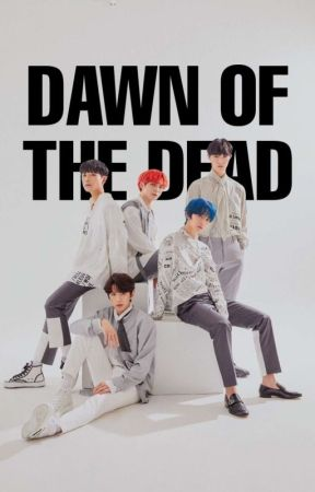 Dawn Of The Dead || CIX by KimPinkMoon