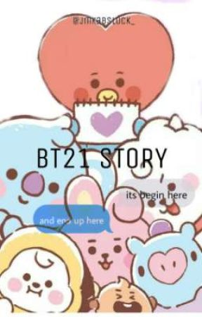 ••• BT21 STORY by jmkabslock_