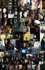 Loki One-Shots! by mind-wolf