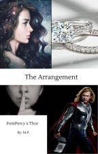 The Arrangement (Pjo Avengers crossover) by KittyP318