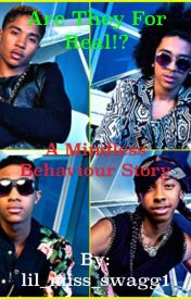 Are they for real? (A Mindless Behavior story) by lil_miss_swagg1