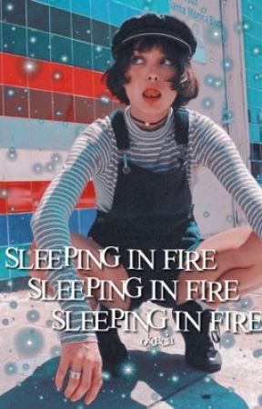 Sleeping In Fire ❨ Fred Weasley ❩ by okcacia