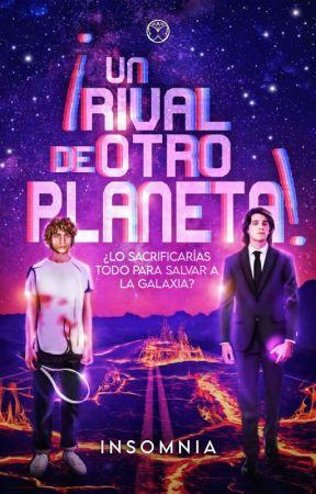 ¡Un rival de otro planeta! by SOASEN