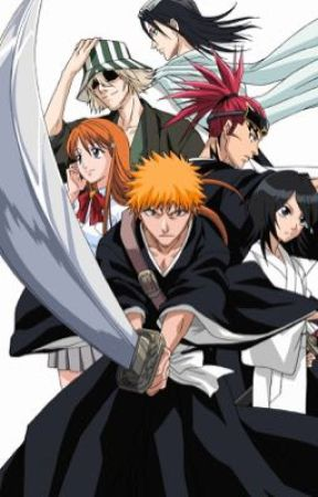 The Hollow Soul Reaper Kid (Bleach x Male Reader by megaprayer3
