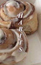 habits | soukoku. by DISTURBEDNOISES