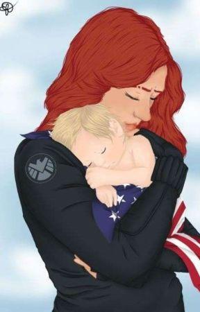 Male Reader x Marvel Harem (Son of Captain America & Black Widow) by CivilWarrior0