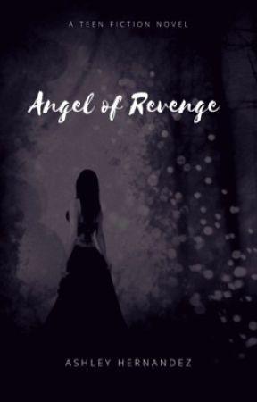 Angel of Revenge  by aalinaochoaa