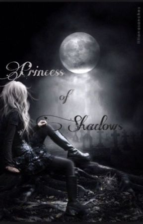 Nightshade Princess of Shadows ( A Nightmare Before Christmas Fanfic) by Nell24601
