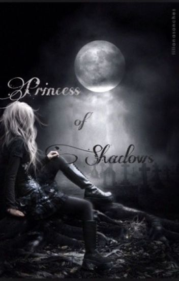 Nightshade Princess of Shadows ( A Nightmare Before Christmas Fanfic)
