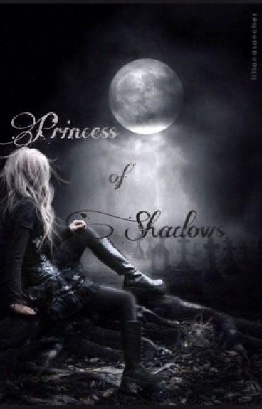 Nightshade Princess of Shadows ( A Nightmare Before Christmas Fanfic)